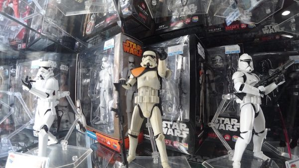 Yamashiroya Toy Store UENO Tokyo Kedai Mainan Untuk Collector Di Jepun