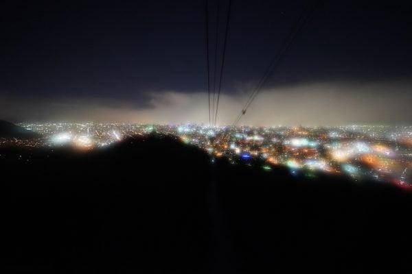 Mount Moiwa Sapporo