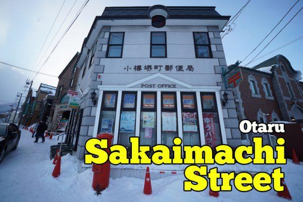 Otaru Sakaimachi Street Hokkaido Tempat Shopping Unik