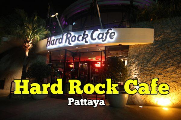 Hard Rock Cafe Pattaya Ada Offer Beli T-Shirt 4 Percuma 1
