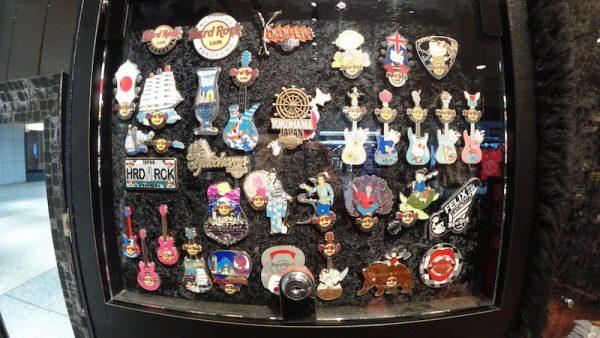 Hard Rock Cafe Yokohama Ada Banyak Koleksi Limited Edition