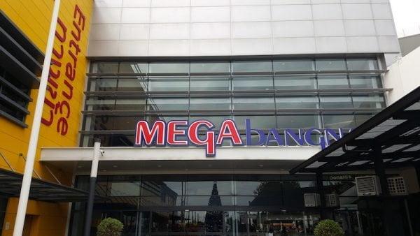 mega bangna mall bangkok