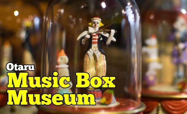 Otaru Music Box Museum Di Hokkaido Jepun Ada Ribuan Orgel