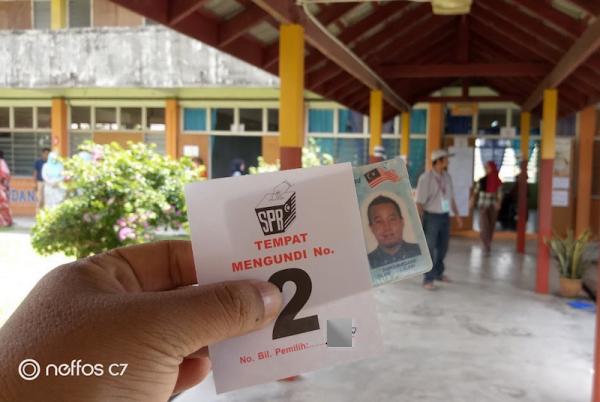 Balik Mengundi Sempena Pilihan Raya Umum Ke 14 Malaysia