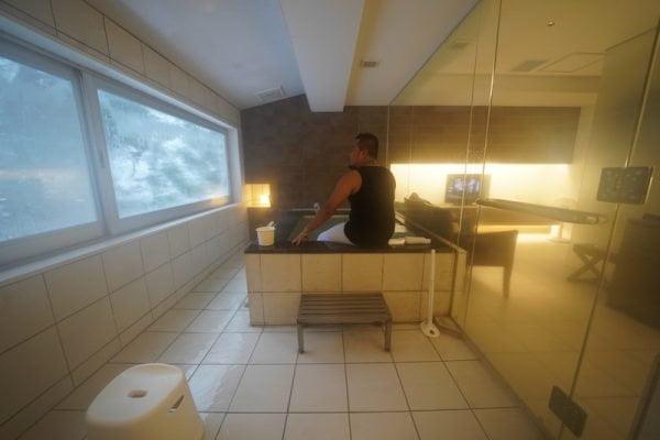 Private Bath Onsen Noboribetsu Sekisui-Tei  Harga JPY3240