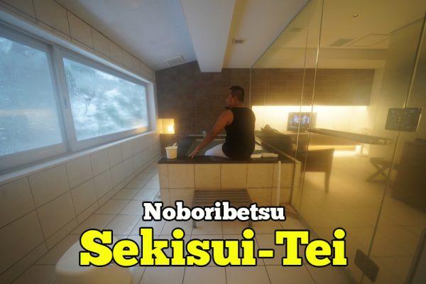 Private Bath Onsen Noboribetsu SekisuiTei Harga JPY3240