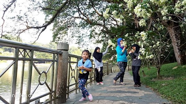 Taman Botani Perdana Kuala Lumpur Dengan Wajah Baru