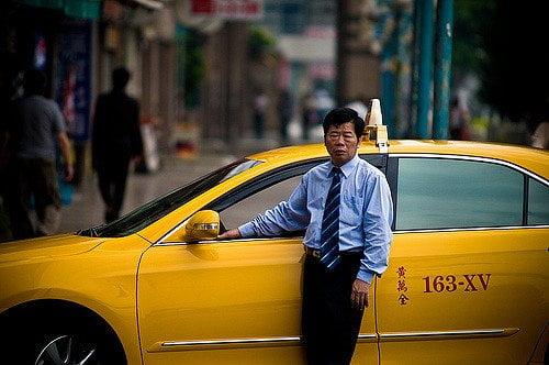 Kadar Tambang Teksi Di Taiwan