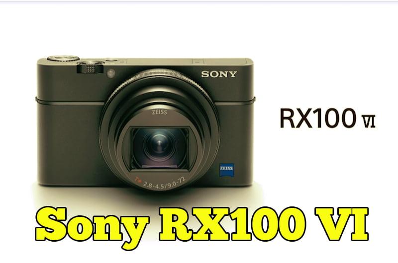 Sony Malaysia Akan Perkenal Model Baru Sony RX100 VI Julai 2018
