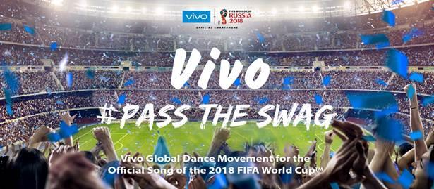Vivo #passtheswag Lagu Rasmi FIFA Piala Dunia 2018 Russia