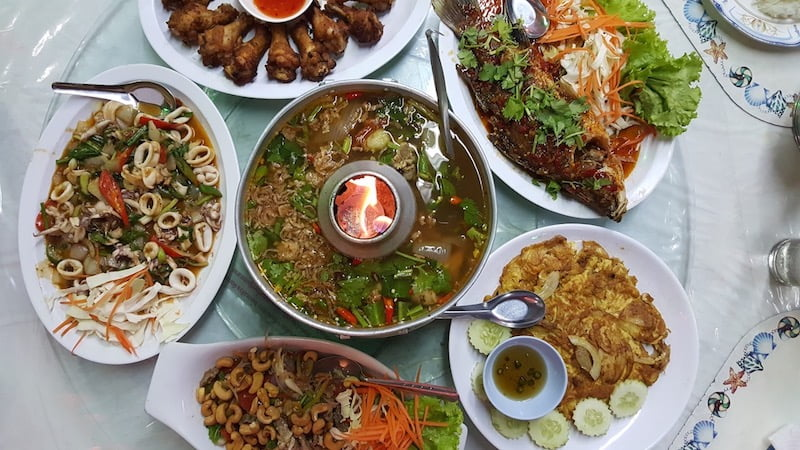 Amir Halal Foods Pattaya Muslim Restaurant