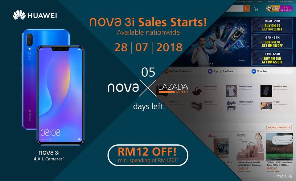 huawei nova 3 dan nova 3i review