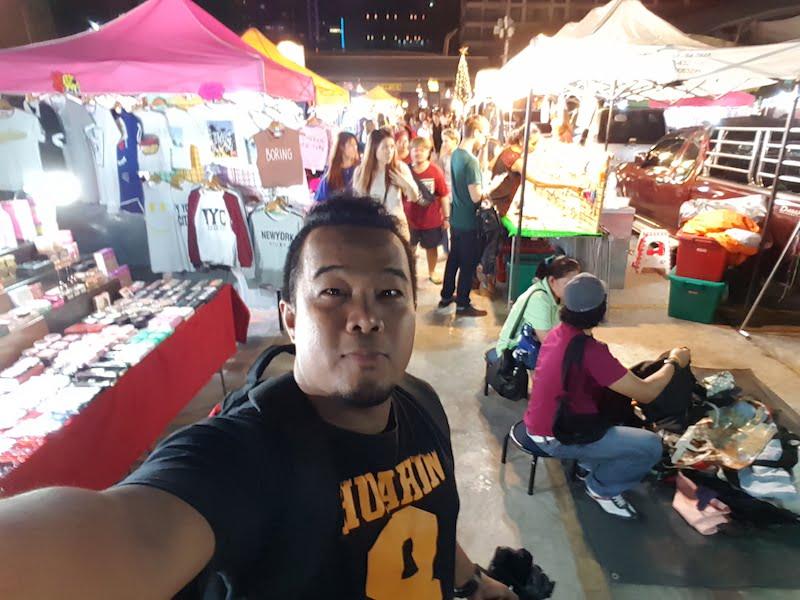 Pasar Malam Bangkok Lubuk Baju Bundle Workshirt