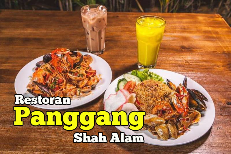 Review Restoran Panggang BBQ Thai Fusion di Shah Alam