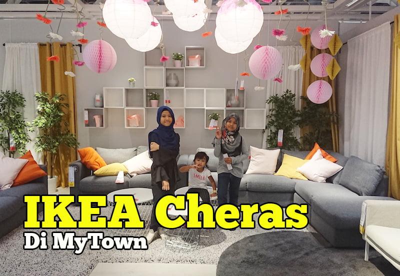 Gedung IKEA Cheras Di MyTown Shopping Centre Kuala Lumpur