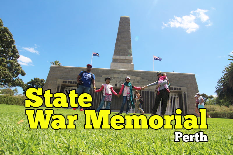 Tempat Wajib Lawat Kings Park State War Memorial Perth