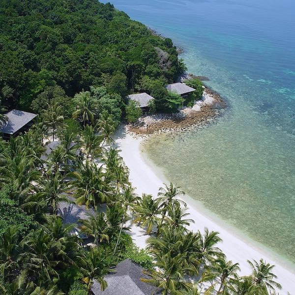batu batu resort pulau batu tengah mersing