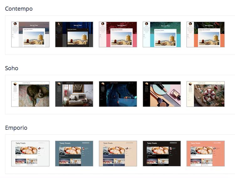 cara buat blog dalam 1 jam 10 blogspot layout