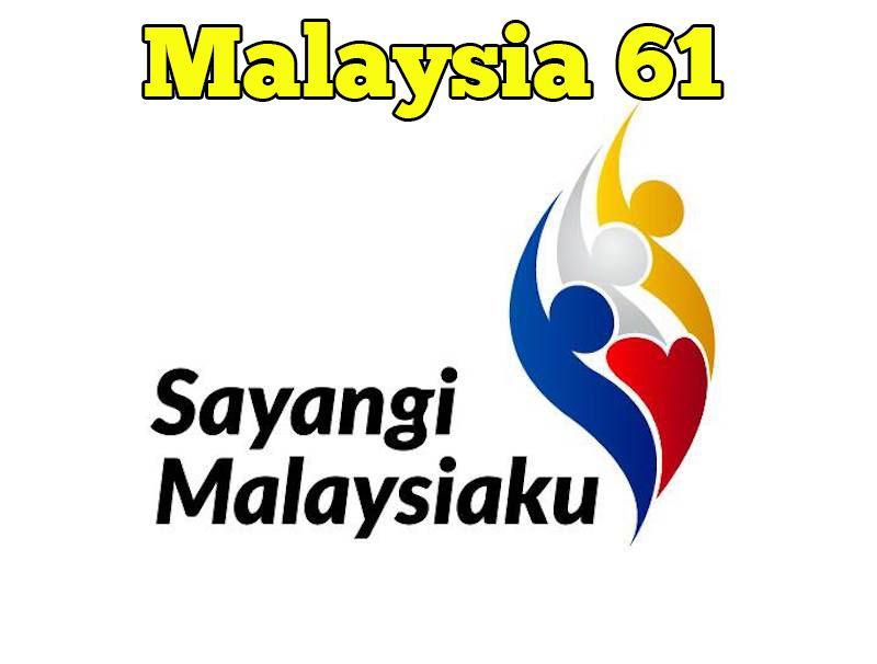 sayangi malaysiaku tema hari kemerdekaan malaysia ke 61