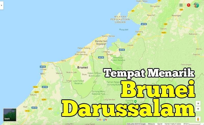 Tempat Menarik Di Brunei Darussalam Wajib Anda Singgah