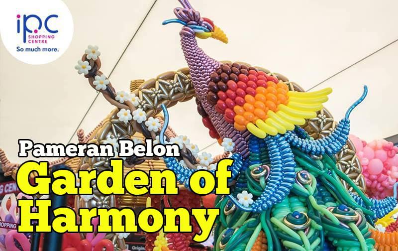 Garden of Harmony di IPC Mutiara Damansara