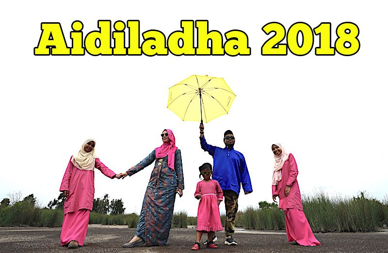 Selamat Hari Raya Aidiladha 2018 Kami Raya Kelantan