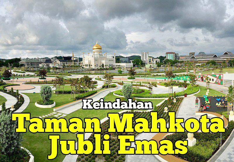 Taman Mahkota Jubli Emas Brunei