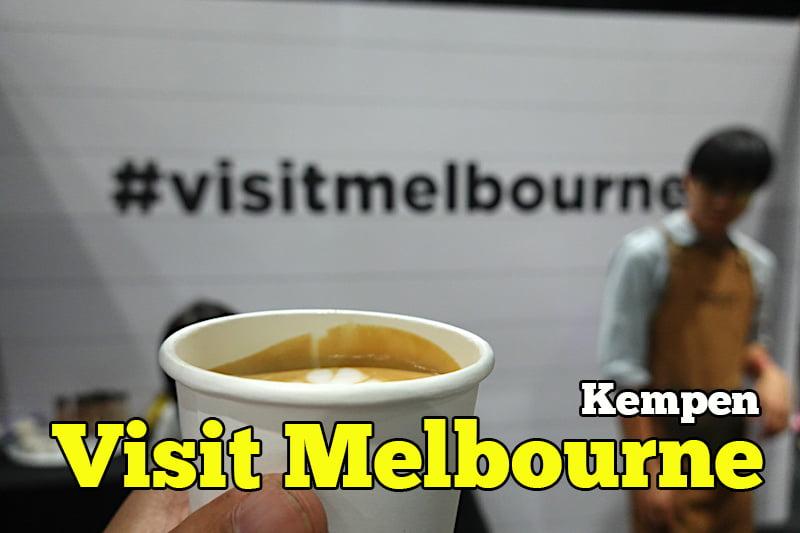 Destinasi Menarik di Melbourne Kempen Visit Melbourne