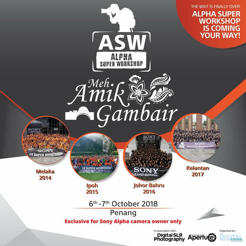 alpha super workshop 2018 penang
