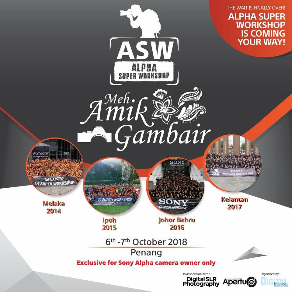 alpha super workshop 2018 penang