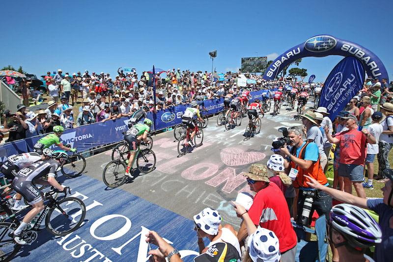 destinasi paling menarik melbourne Cadel Evans Cycling