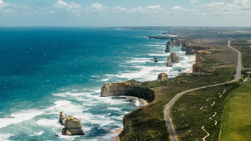 destinasi paling menarik melbourne great ocean road