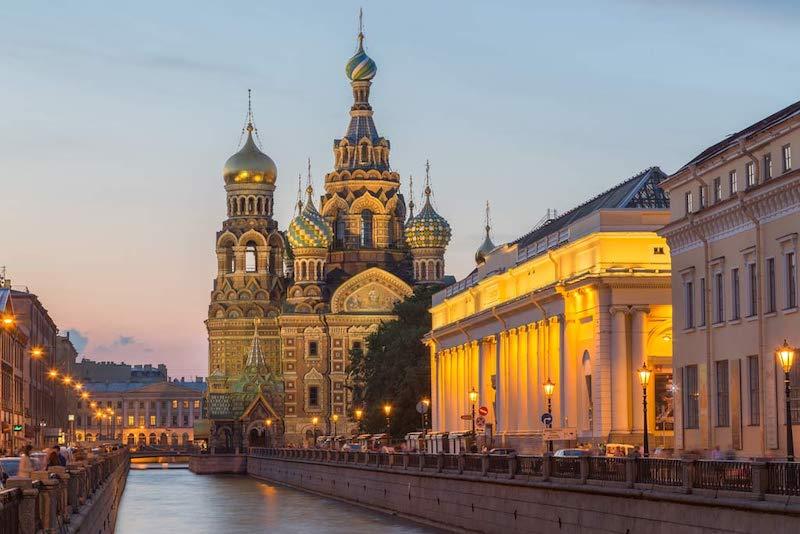 Tempat Menarik Di Russia