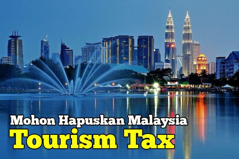 tourism tax malaysia