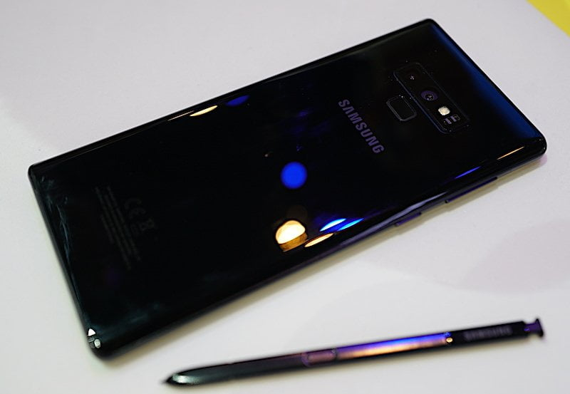 unboxing galaxy note9 harga malaysia RM3699