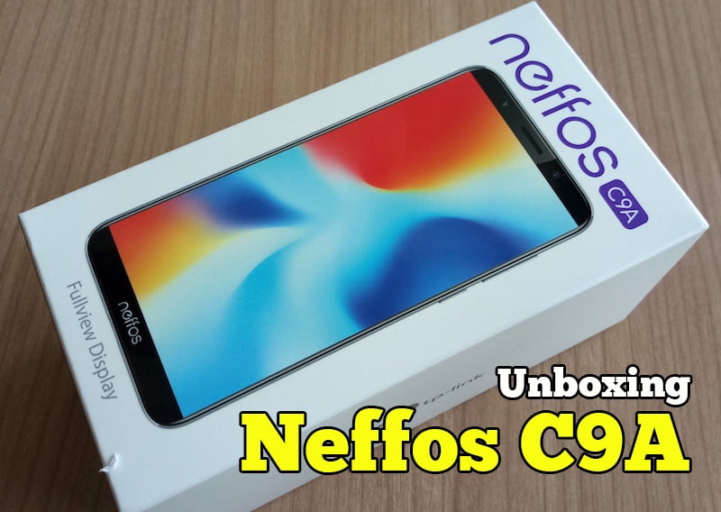 unboxing-neffos-c9a-smartphone