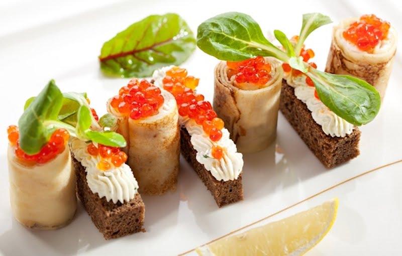 makanan popular di russia