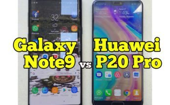 Beza Galaxy Note9 vs Huawei Mate P20 Pro 01