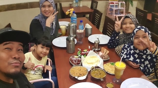 food review restoran anjappar bangsar