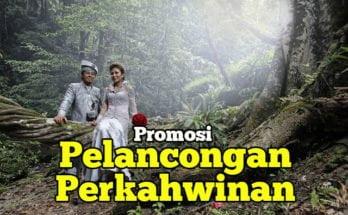 Promosi Destinasi Perkahwinan Di Malaysia