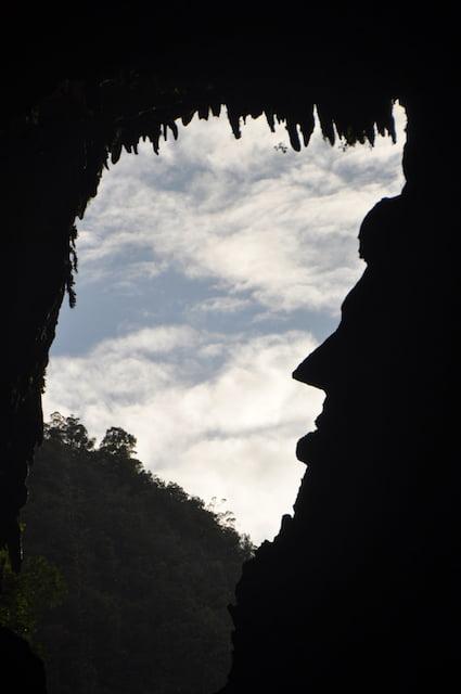 pinnacles gunung mulu national park