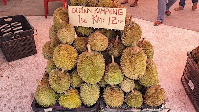 Gerai Durian Hulu Langat