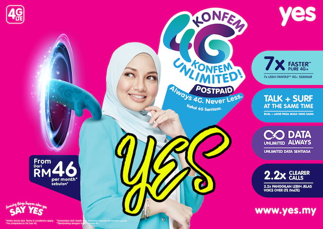 YES-Lancarkan-KONFEM-4G-KONFEM-Unlimited-Postpaid-Plans