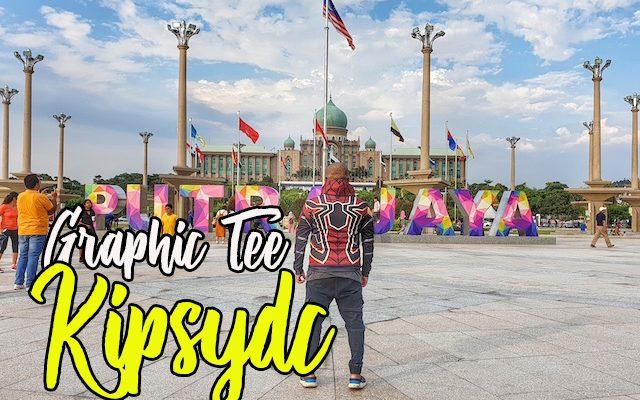 kipsydc graphic tee online