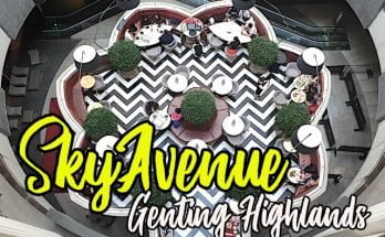 Shopping Mall SkyAvenue Genting Highlands
