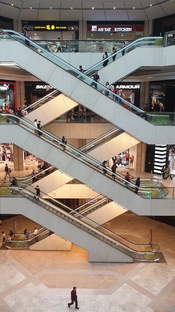 Shopping Mall SkyAvenue Genting Highlands