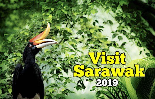 visit sarawak year 2019