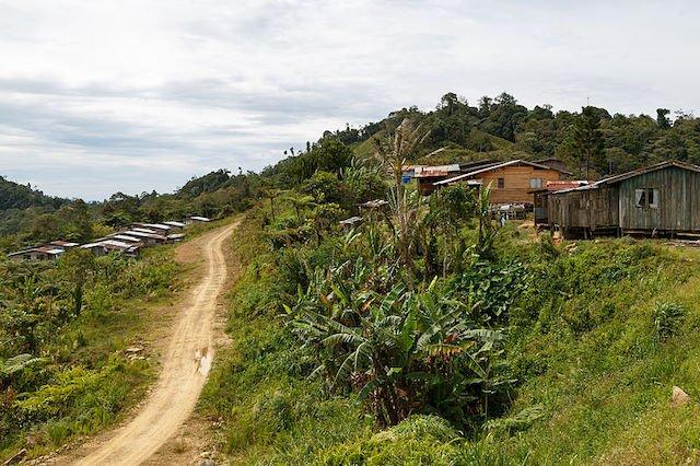 Tarikan Pelancongan Terbaru Di Rundum Dan Kisah Antenom