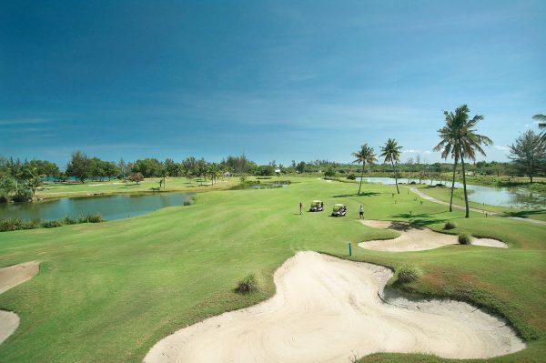 Padang Golf Nexus Karambunai