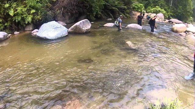 Santuari Ikan Sungai Chiling